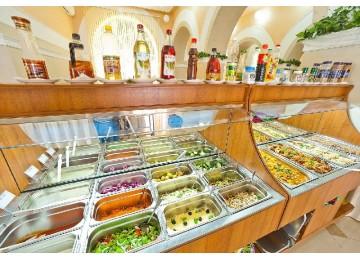 Питание | Пансионат Лазурный берег Гагра