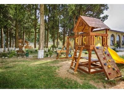 Пансионат Лазурный берег Гагра| Детская площадка